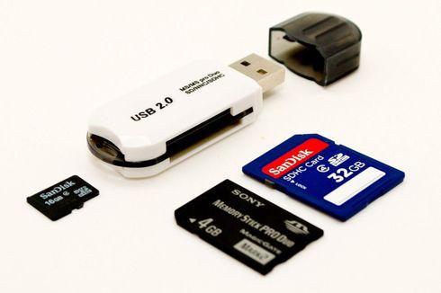 Jenis-jenis Media Penyimpanan Data, dari Disket, Hard Disk, hingga Kartu Memori