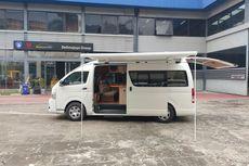 Siapkan Rp 125 Jutaan, Bikin Campervan dari HiAce Untuk Bertualang