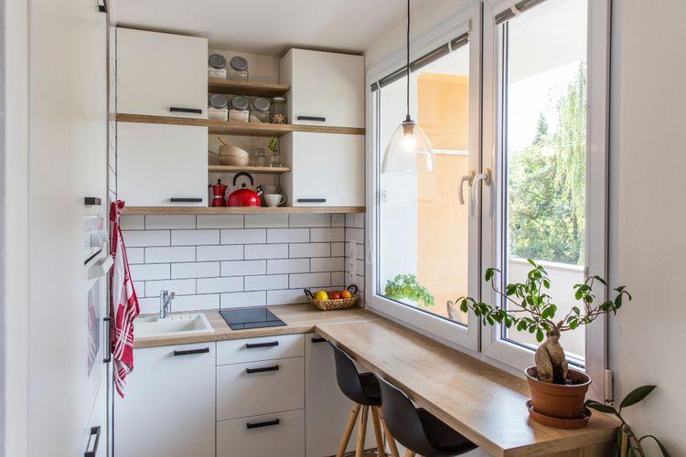 Kreasi Desain Dapur Ukuran 2x2 Meter Agar Lebih Cantik Halaman All Kompas Com