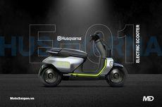 Husqvarna Tunda Motor Listrik Pertamanya ke 2022