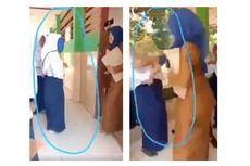 [KLARIFIKASI] Video Siswa Berkelahi dengan Guru karena Ponselnya Disita