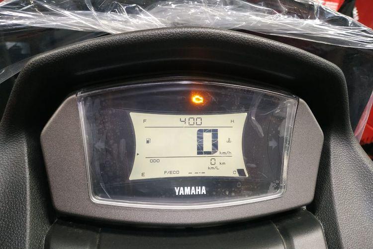 Lampu check engine Yamaha NMAX menyala