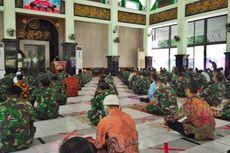 Setelah 11 Minggu Tutup, Masjid Mabes TNI AU Akhirnya Laksanakan Shalat Jumat