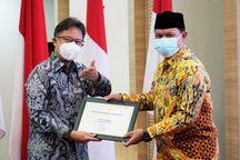 Bebas Penyakit Frambusia, Kota Madiun Raih Penghargaan dari Kemenkes