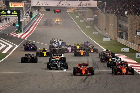 Berita F1 - Grand Prix Azerbaijan, Singapura, dan Jepang Resmi Dibatalkan