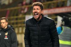 Atletico Madrid Vs Villarreal, Simeone Puas dengan Penampilan Los Rojiblancos
