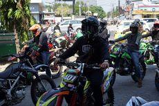 39 Komunitas Kawasaki Berkumpul di Makassar
