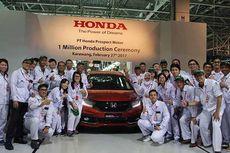 Selebrasi 1 Juta Unit Honda Indonesia