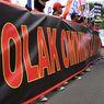 Cekcok Saat Demo Omnibus Law RUU Cipta Kerja, 10 Buruh Ditangkap Polisi