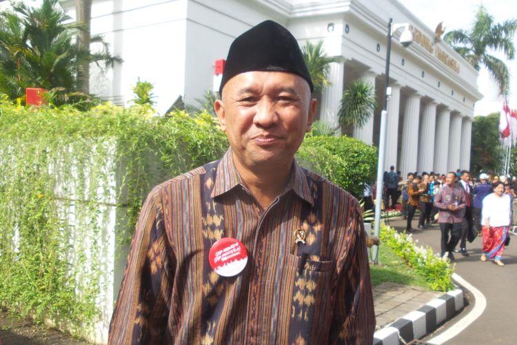 Kepala Kantor Staf Presiden (KSP) Teten Masduki.