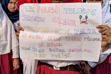 Adang Penggusuran untuk Proyek UIII, Warga Kampung Bulak di Depok Gelar Demo
