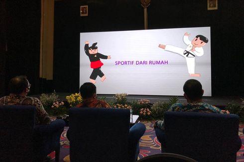 Kobarkan Semangat Menolak Menyerah, Kompetisi Olahraga Siswa Nasional Digelar Daring