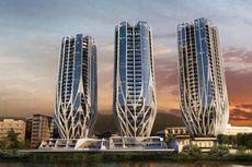 Zaha Hadid Rancang Tiga Menara Apartemen di Brisbane