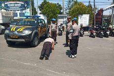 Viral Polisi Langgar Arus Lalu Lintas, Ini Hukuman yang Diterima