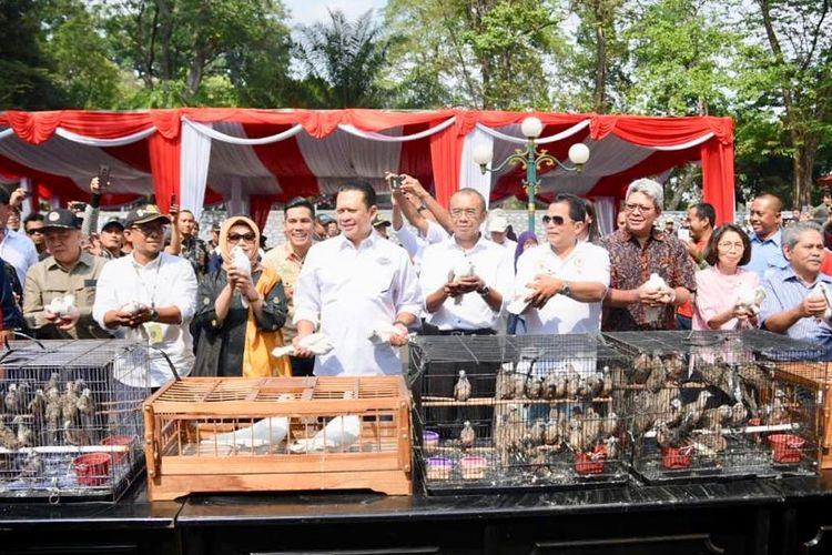 Bamsoet: Lomba Burung Berkicau Dekatkan DPR dengan Masyarakat