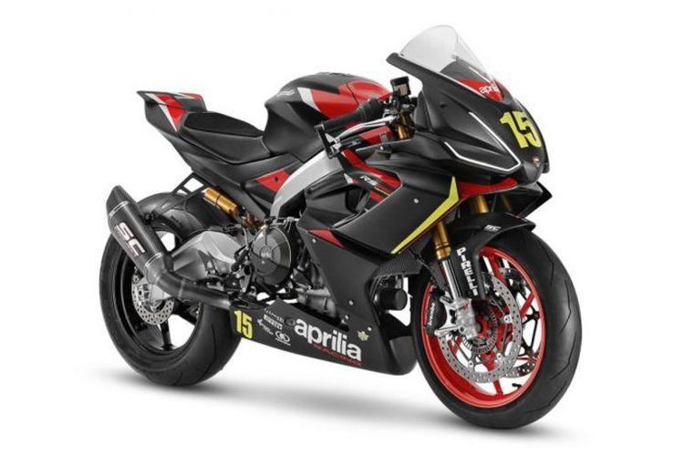 Aprilia Racing RS 660