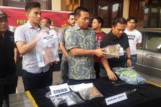 Video Penangkapan Oknum TNI AL Pembunuh Istri Kades Beredar di Medsos
