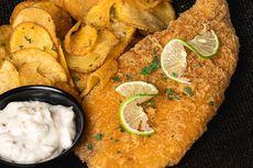 Resep Fish and Chips dengan Tepung Sagu, Makan Siang untuk Anak