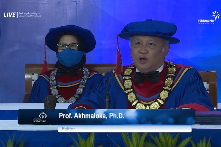 Terima 1.405 Mahasiswa Baru, Universitas Pertamina Siap Bekali HOTS