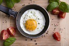 5 Tips Memasak Telur yang Paling Sehat, Nutrisinya Tidak Hilang