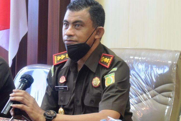 Foto  : Kepala Kejaksaan Negeri Sikka, Fahmi