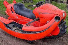 Unik, ATV Amfibi Ini Sudah Ada Sejak Akhir 80-an