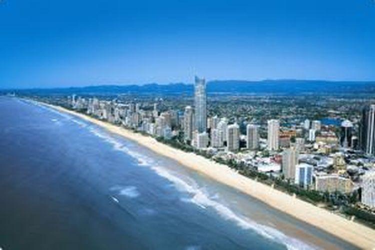 Miliarder Hong Kong dan konsorsium investasi Tiongkok-Australia berhasil memenangkan tender untuk membangun megaproyek kasino di Queensland, Australia.