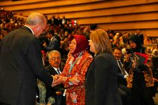 Di Turki, Presiden Erdogan Puji Risma sebagai Perempuan Inspiratif