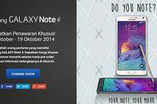Ini Dia, Harga Resmi Galaxy Note 4 di Indonesia