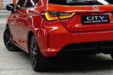 Sah, Harga City Hatchback RS Mulai dari Rp 289 Juta