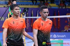 Badminton SEA Games 2019, Fajar/Rian Terhenti di Perempat Final