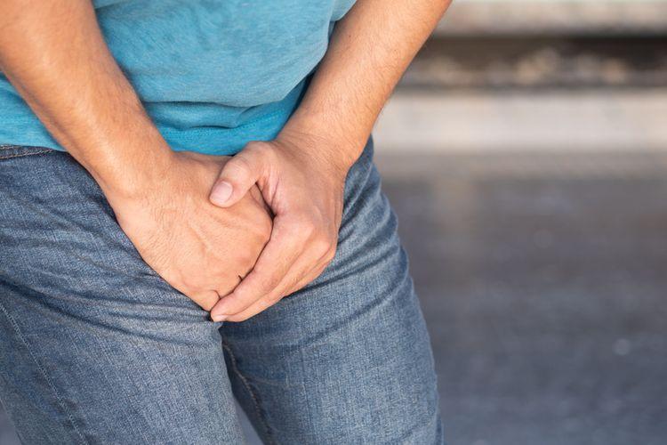 Ilustrasi gangguan berkemih. Pria lebih rentan alami gangguan berkemih dan mengompol.