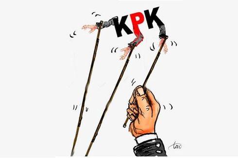 DPR dan Pemerintah Sepakati RUU KPK, ICW: Dipaksakan agar KPK Lemah