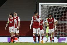 Hasil Lengkap Liga Europa - Arsenal Imbang, Man United Menang