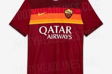 Tak Puas dengan Kesepakatan Bareng Nike, AS Roma Lirik Under Armour?