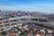 UPDATE Kondisi Jalan Tol Ruas Akses Tanjung Priok dan JORR Seksi S