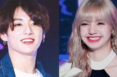 Lisa BLACKPINK dan Jungkook BTS Jadi Nomine 'Pasangan' Terfavorit dalam Kids Choice Awards Mexico 2019