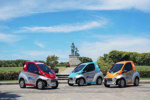Cara Toyota Bangun Ekosistem Mobil Listrik di Pulau Dewata