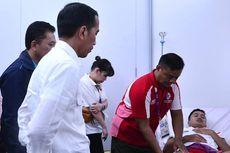 Ronaldinho Jadi Daya Tarik Jokowi Hadiri Turnamen Alex Noerdin Cup