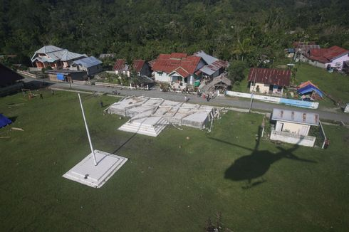 Empat Kecamatan di Kabupaten Sigi Masih Terisolir Pasca-gempa dan Tsunami