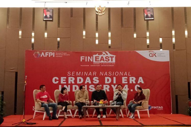 Seminar nasional Cerdas di Era Industry 4.0