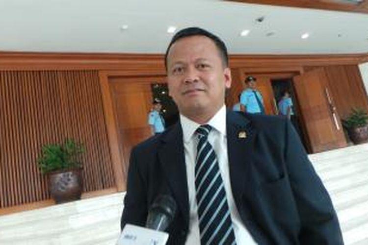 Wakil Ketua Umum DPP Partai Gerindra Edhy Prabowo