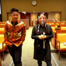Keliling Gedung DPR Bersama Puan Maharani, Boy William Sukses Dibuat Takjub