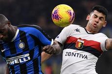Inter Milan Vs Genoa, I Nerazzurri Kembali ke Puncak Usai Menang Telak