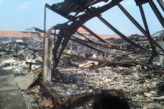 Polisi Selidiki Penyebab Kebakaran Pasar Kaliwungu Kendal