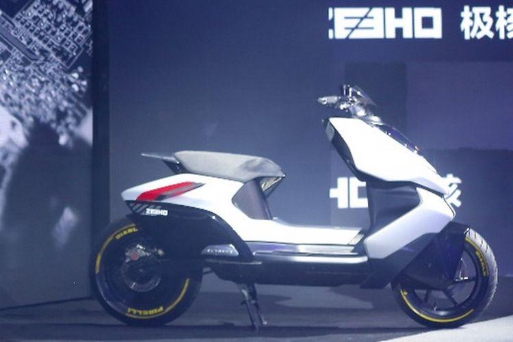 Zeeho EV Cyber Concept