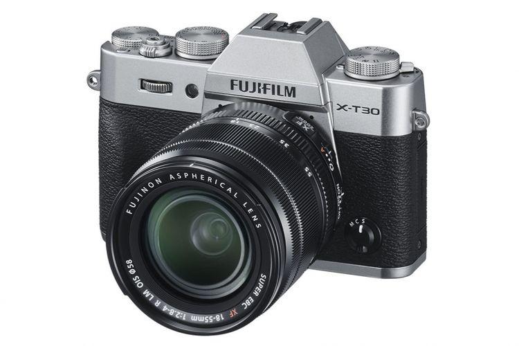 Fujifilm Resmikan Kamera Mirrorless X-T30