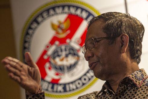 Mahfud Ungkap Alasan Presiden Bentuk Satgas Penanganan Hak Tagih BLBI