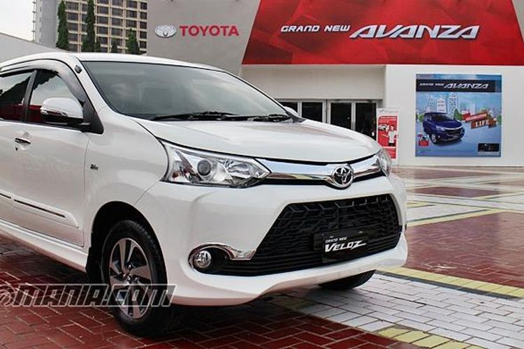 Pemesanan Grand new Toyota Avanza
