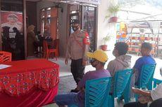 Perjuangan Bripka Anom Layani 90 Pasien Isoman di Jayapura, Rajin Sosialisasi meski Kadang Diejek